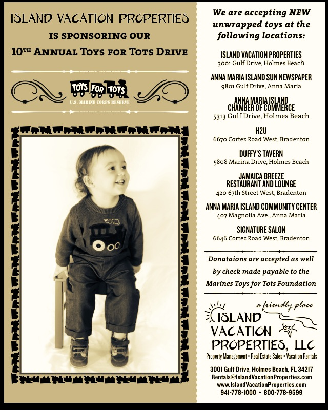 Toys For Tots Foundation Florida : Toys for tots drive at duffy s tavern